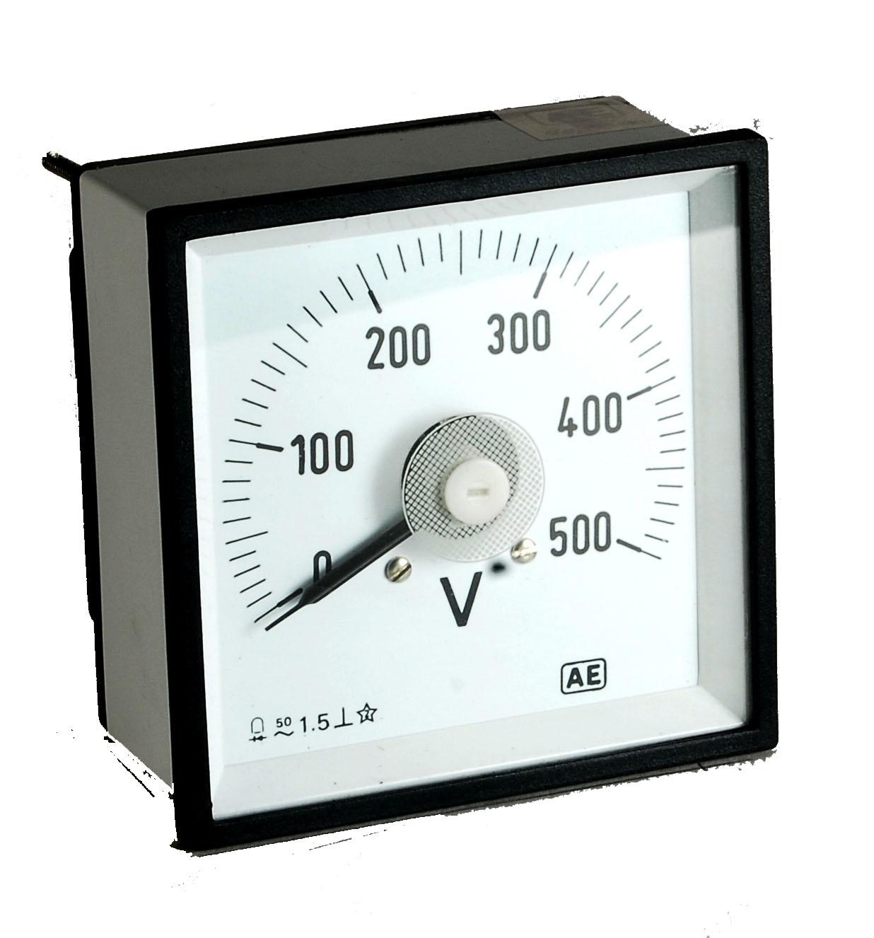 Đồng hồ đo điện áp dải rộng  - AE/ Ấn độ